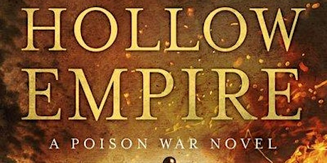 """Book Launch: """"Hollow Empire"""" with Sam  Hawke tickets"""