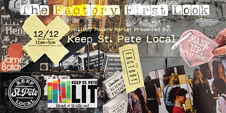 "Holiday Makers Market at ""The Factory First Look"" tickets"