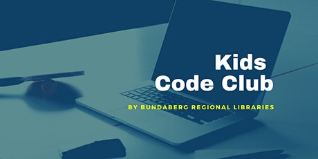 Online - Kids Code Club tickets