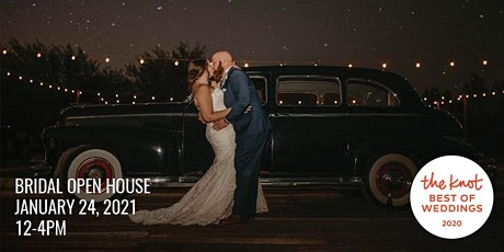 January 24th Bridal Open House tickets