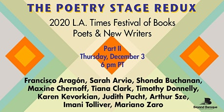 The Poetry Stage Redux Part II tickets