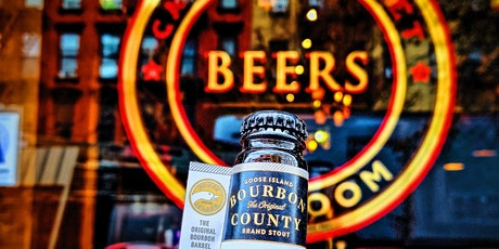 Carmine Street Beers Bourbon County Release (2020) tickets