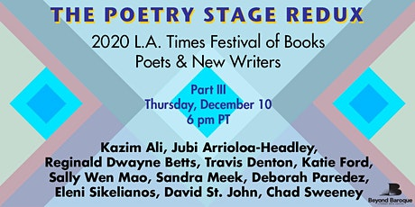 The Poetry Stage Redux Part III tickets