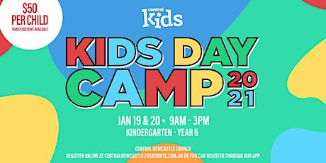 Kids Camp 2021 tickets