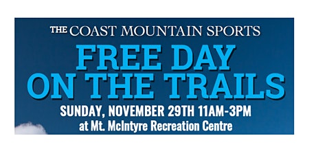 FREE DAY ON THE TRAIL tickets