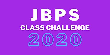 JBPS Class Challenge Show 3 tickets