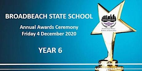 YEAR 6 Awards Ceremony tickets