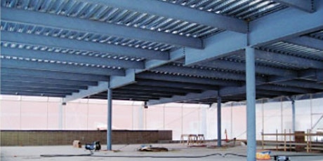 Steel for Lunch: Structural Design of the Gerber Girder Cantilever System tickets