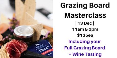 Tapas Addict Grazing Board Masterclass  13th December 2020 tickets