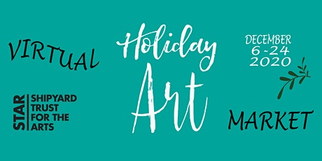 Virtual Holiday Art Market tickets