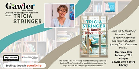 Tricia Stringer Author Talk tickets