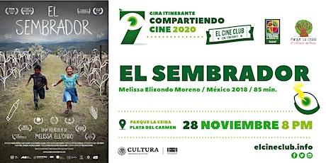 El Sembrador / Compartiendo Cine 2020 boletos