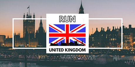 Run the U.K. Virtual Race tickets