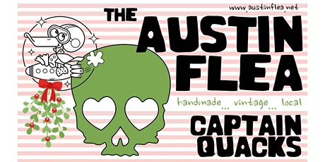 The Austin Flea at Quackenbush's! tickets