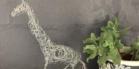 Create and Sip ~ Wire Sculptures tickets