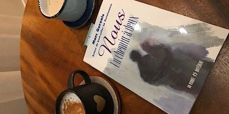 NOUS : UN CHEMIN À DEUX. Recevez ce livre dédicacé par l'auteur 34$ tickets