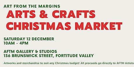AFTM 2020 Arts & Crafts Christmas Market tickets