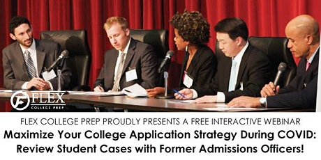 Maximize Your College Application Strategy During COVID! tickets