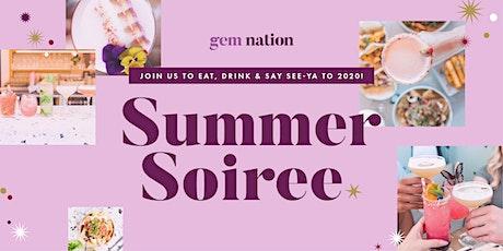 Summer Soiree tickets