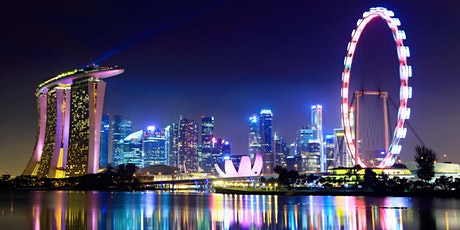 Singapore OpenGov Leadership Forum 2021 - Virtual Edition tickets