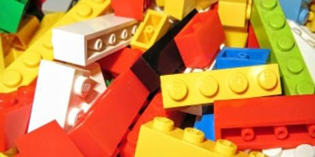 Lego at the Library tickets