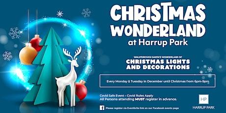 Christmas Wonderland tickets