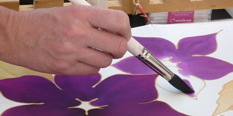 Silk Painting Workshop tickets