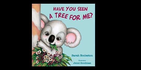 Meet the illustrator: Have you seen a tree for me? tickets