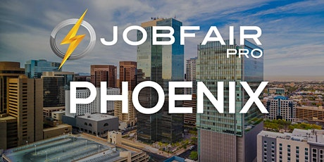 Phoenix Virtual Job Fair August 18, 2021 tickets