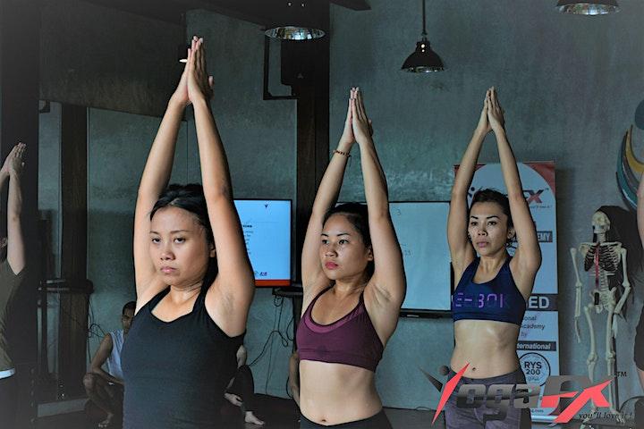 Yoga Teacher Training Bali RYT 200 Hours image