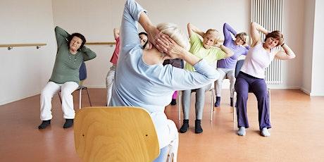 Chair Yoga - Lower Body Strength tickets