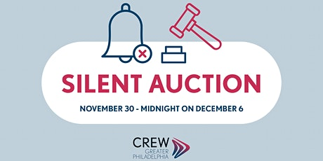 CREW Greater Philadelphia Silent Auction tickets