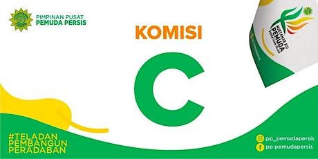 KOMISI C Muktamar XIII Pemuda Persis 2021 tickets