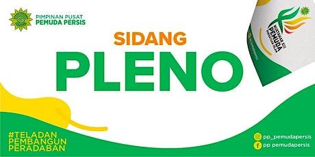 Sidang Pleno Muktamar XIII Pemuda Persis 2021 tickets