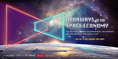 Doorways to the Space Economy tickets
