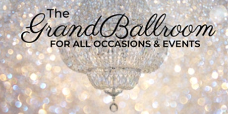 The Grand Ballroom's			 Sip & See Experience tickets