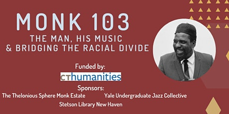 Monk 103: The Man, His Music and Bridging the Racial Divide tickets