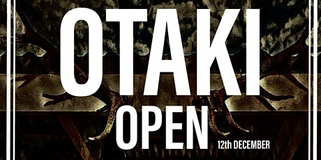 Otaki Open - Wild Pairs tickets