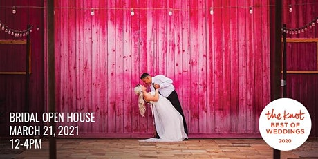 March Bridal Open House tickets