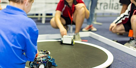 eDiscovery School Holiday Program: Intermediate RoboRAVE: The Next Level tickets