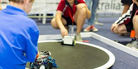 eDiscovery School Holiday Program: Intermediate RoboRAVE: The Next Level tickets