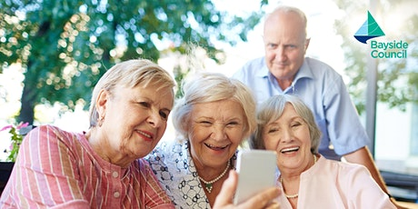 Rockdale Library ZOOM for Seniors - January tickets