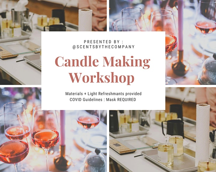 Candle Making Workshop image