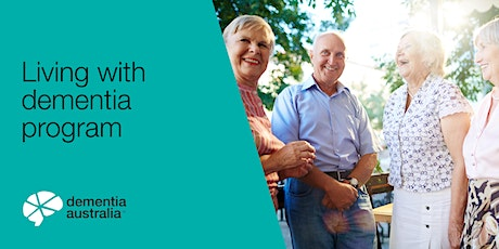 Living with dementia program - Online - NSW tickets