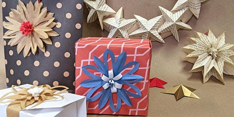 Make your own recycled Christmas decorations - Adult event tickets