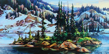 Painting Water in a Landscape - One day workshop with David Langevin tickets