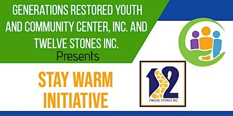 Stay Warm Initiative tickets