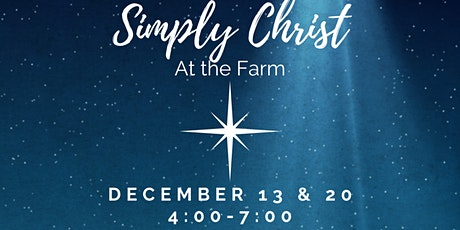 Simply Christ at the Farm tickets