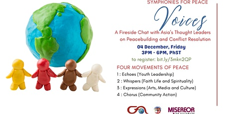 VOICES (Symphonies for PEACE) tickets