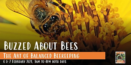 Buzzed about bees – The art of balanced beekeeping tickets